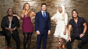 """The Season 12 """"Idol"""" judges' panel's lack of chemistry has been a problem this season.   (Photo property of 19 Entertainment, FremantleMedia North America and FOX)"""