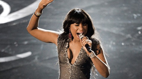 "Jennifer Hudson's appearence on ""Idol"" lead to a mountain of acclaim including an Oscar and a Grammy.  (Photo property of Getty Images' Kevin Winter)"