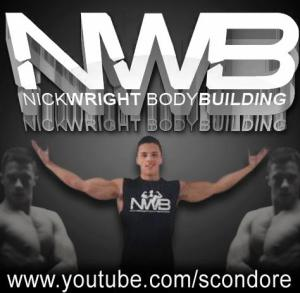 Nick Wright continues to be an inspiration figure in the world of bodybuilding to his peers and fitness enthusiasts. (Photo courtesy of Nick Wright)