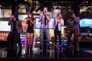 Pentatonix rocks the Midland