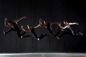 The Five Question Challenge with the Shaping Sound Dance Company