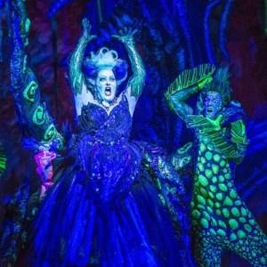 Liz McCartney Ursula Little Mermaid