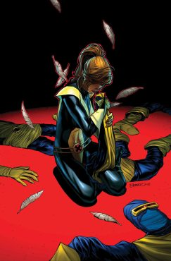 "Professor Kitty Pryde and her students started a brand new journey in the pages of ""All-New X-Men."" (Cover property of Marvel Comics)"