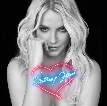 Britney Spears Britney Jean CD cover