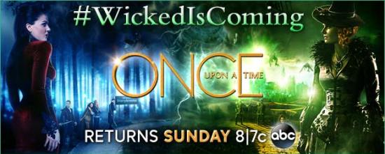 """Once Upon A Time"" returned with new mysteries and a dangerous adversary: the Wicked Witch of the West. (Photo property of ABC)"