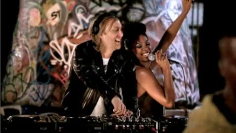 "David Guetta and Kelly Rowland's ""When Love Takes Over"" is the perfect song for the cardio portion of your workout.  (Photo property of Virgin Records)"