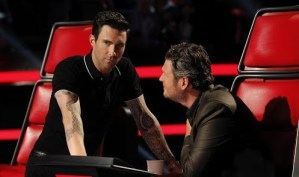 Adam and Blake The Voice Season Six