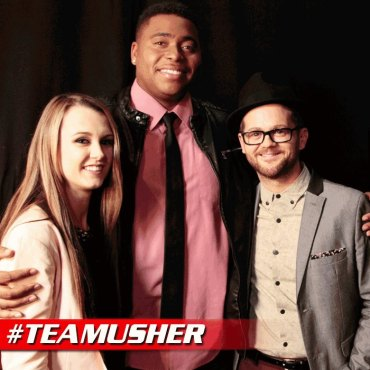 Team Usher The Voice Season Six