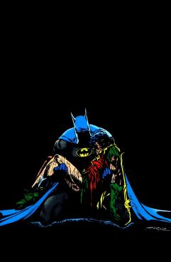 Death of Jason Todd Batman 75
