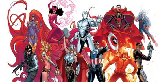 Marvel Avengers Now female Thor