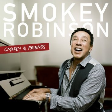 Smokey Robinson Smokey and Friends