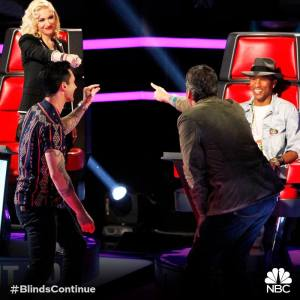 "Teams continue to grow as ""The Voice: Season Seven"" continues Blind Auditions"