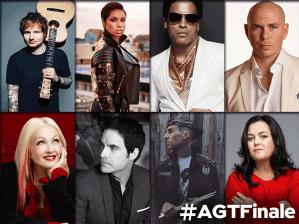 AGT Season Nine finale guests