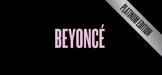 Beyonce Platinum Edition review