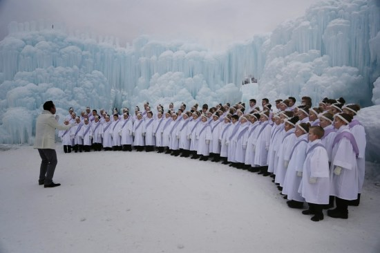 """Alex Boye and The One Voice's Children Choir released the best cover of """"Frozen's"""" signature song: """"Let It Go."""" (Photo property of Alex Boye)"""