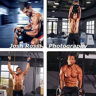 Fit2Fat2Fit CrossFit photo shoot