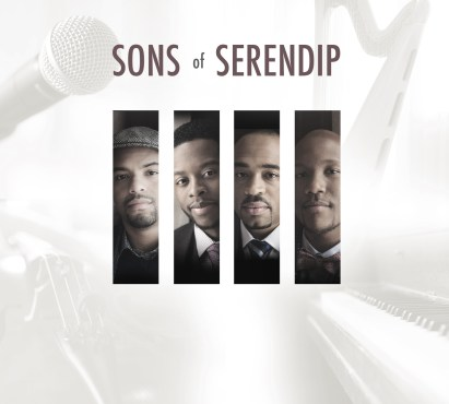 Sons of Serendip album cover