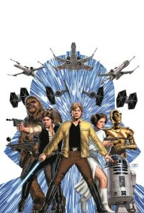 Star Wars #1 Marvel Comics 2015