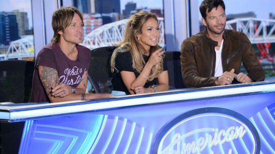 American Idol Season 14 judges