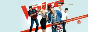 """The Voice: Season Eight"" coaches ""Get Lucky"" as Blind Auditions continue"