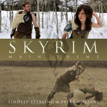 Peter Hollens and Lindsey Stirling Skyrim
