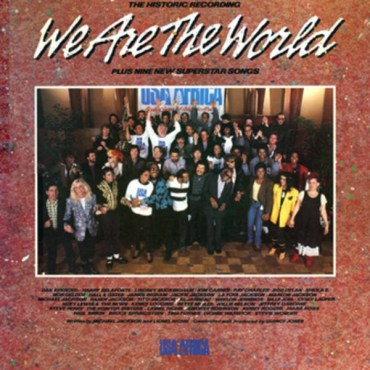 We Are The World cover