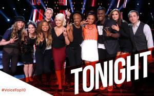 The Voice Season Eight Top 10