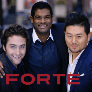 A Conversation with Forte Tenors' Josh Page