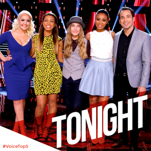 """The Voice"" Final Five fight for the Finale"