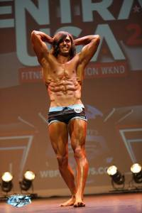 The Five Question Challenge with WBFF Competitor Logan Montgomery