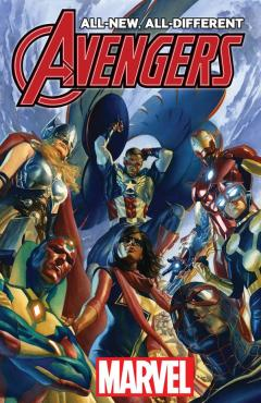 Alex Ross All-New All-Different Avengers