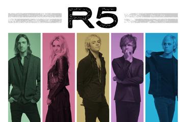 R5 Sometime Last Night