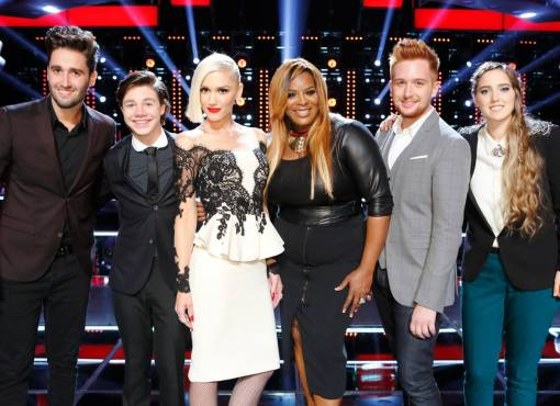 Team Gwen The Voice Season Nine