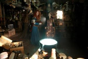 "It's Beauty & The Brave night on ""Once Upon A Time"""