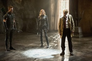 "Constantine resurrects trouble on ""Arrow"""