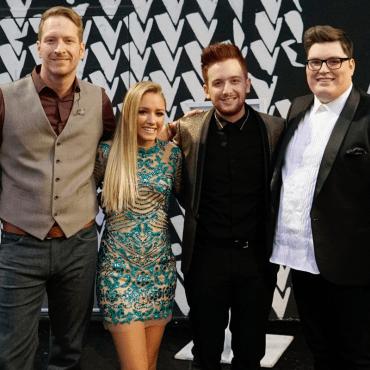The Voice Season Nine Top Four