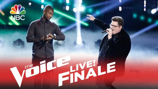 Jordan Smith and Usher Without You