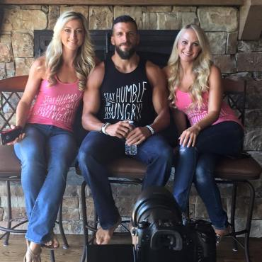 Personal trainer Natalie Hobson (left) joined Drew and Lynn Manning (middle and right respectfully) in the creation of the Dollar Workout Club. (Photo property of Fit2Fat2Fit)