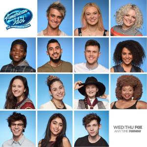 American Idol Season 14 Top 14