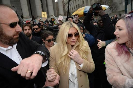 "Singer-songwriter Kesha Sebert lost her lawsuit to be released from Dr. Luke and Sony Music Entertainment. (Photo property of ""New York Daily News""' Jefferson Siegel.)"