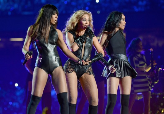 Destiny's Child reunion at the Super Bowl