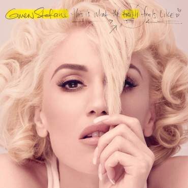 Gwen Stefani's latest studio album is her best one yet! (Album cover property of Interscope Records)