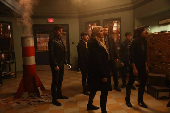 What deadly secrets did the Storybrooke crew stumble onto during tonight's episode? (Photo property of ABC)