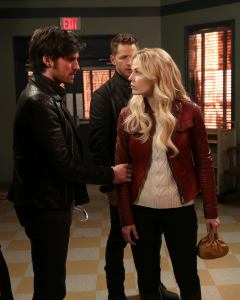 """Captain Swan face their ultimate test on """"Once Upon A Time"""""""