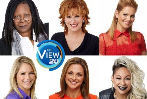 "Jake's Take Celebrates ""The View's"" 20th Anniversary"