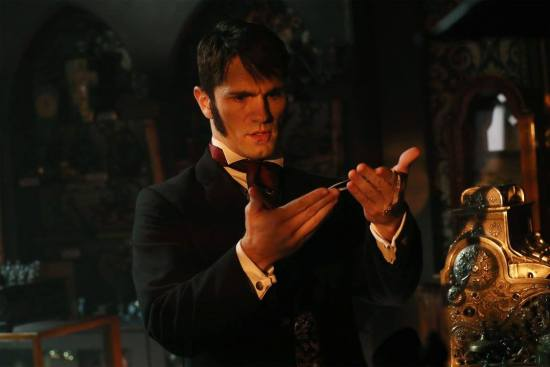 Or will Mr. Hyde and the Evil Queen successfully sabotage Jekyll's efforts? (Photo property of ABC)