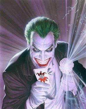 (Artwork property of Alex Ross & DC Entertainment)