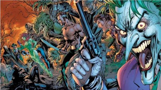 (Artwork by Jim Lee, Scott Williams & Alex Sinclair; Property of DC Entertainment)