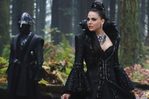 "The Evil Queen's almost perfect day on ""OUAT"""