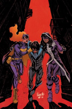 Batgirl & The Birds of Prey cover